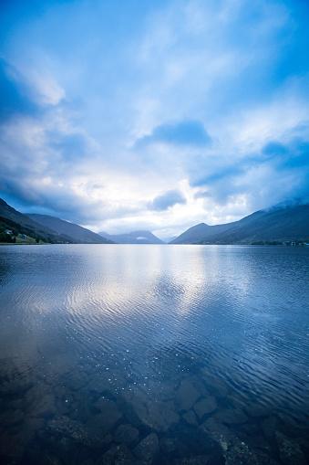 Standing Water「Norwegian fjord」:スマホ壁紙(1)