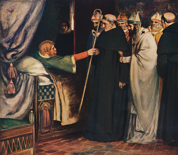 Benedictine「Saint Anselm Refusing The Archbishopric」:写真・画像(10)[壁紙.com]