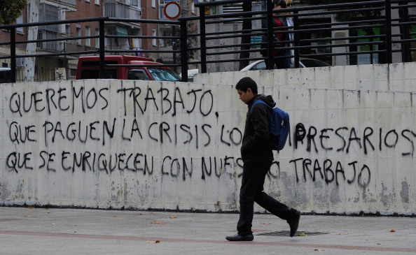 Economy「Economic Crisis In Spain Worsens As A General Election Looms」:写真・画像(7)[壁紙.com]
