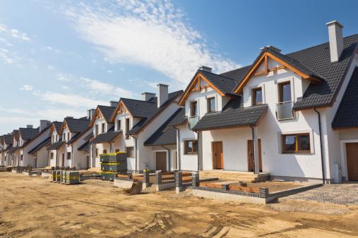 Dirt Road「New residential area under construction」:スマホ壁紙(9)