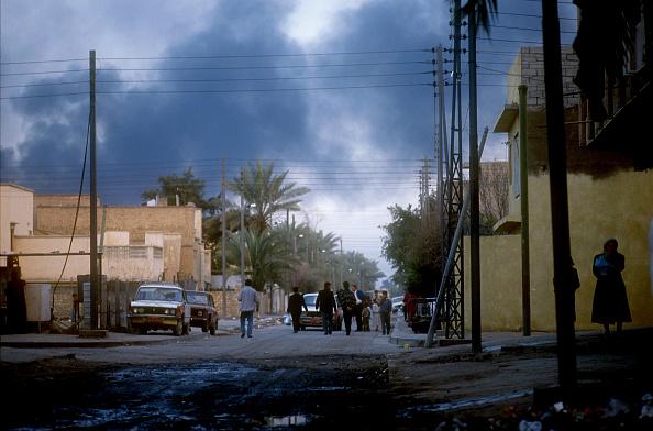 Baghdad「Gulf War」:写真・画像(1)[壁紙.com]