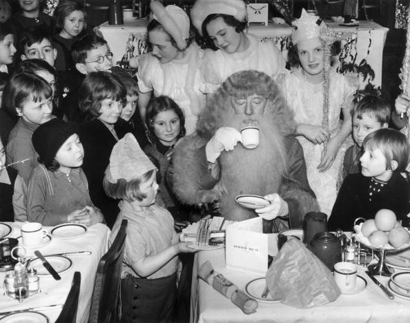 Lancashire「Tea With Santa」:写真・画像(3)[壁紙.com]