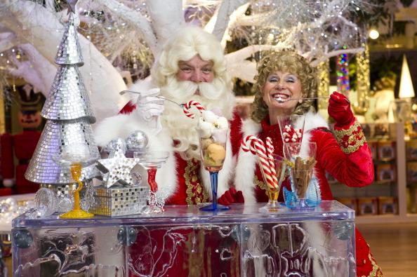 Sweet Food「Harrods Christmas World Launch 2011」:写真・画像(14)[壁紙.com]