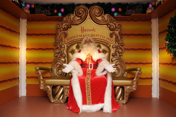 Christmas「Harrods 26th Annual Christmas Parade」:写真・画像(3)[壁紙.com]