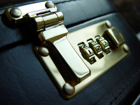 Combination Lock「Case closed」:スマホ壁紙(14)