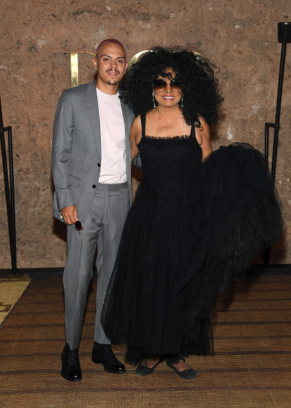 Diana Ross「Christian Dior Couture S/S20 Cruise Collection : Photocall」:写真・画像(19)[壁紙.com]