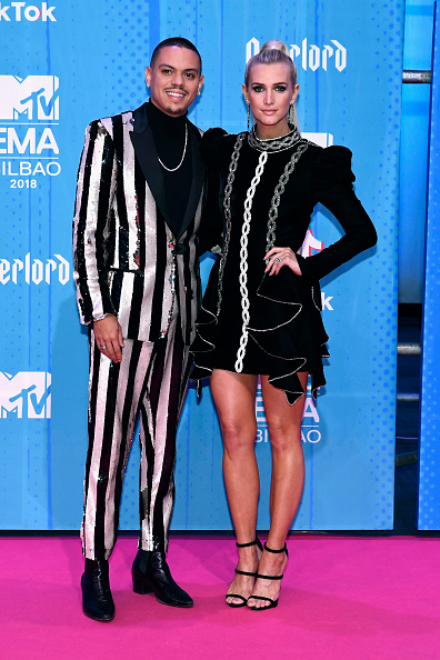 MTVヨーロッパ音楽賞「MTV EMAs 2018 - Red Carpet Arrivals」:写真・画像(7)[壁紙.com]