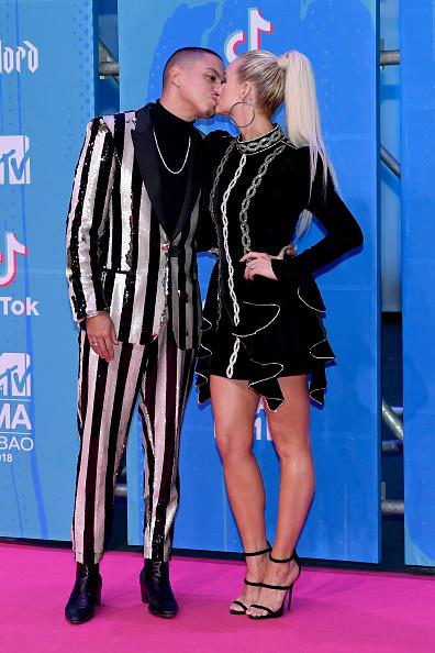 Alternative Pose「MTV EMAs 2018 - Red Carpet Arrivals」:写真・画像(7)[壁紙.com]