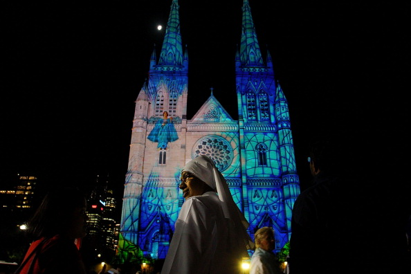 Lisa Maree Williams「Lights Of Christmas At St. Mary's Cathedral」:写真・画像(15)[壁紙.com]