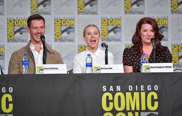 "Comic con「2019 Comic-Con International - World Premiere: Hulu's ""Veronica Mars"" Revival」:写真・画像(5)[壁紙.com]"