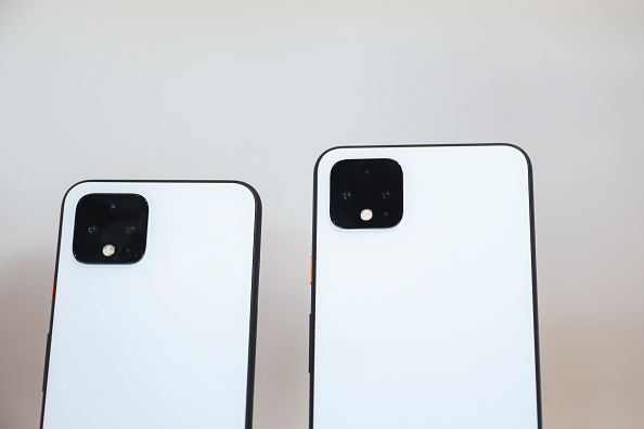 Wireless Technology「Google Unveils New Pixel 4 Smart Phone」:写真・画像(12)[壁紙.com]