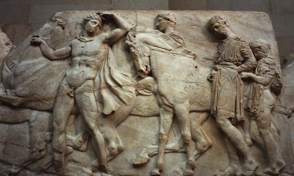 Sculpture「Campaign To Return The Elgin Marbles To Greece」:写真・画像(4)[壁紙.com]