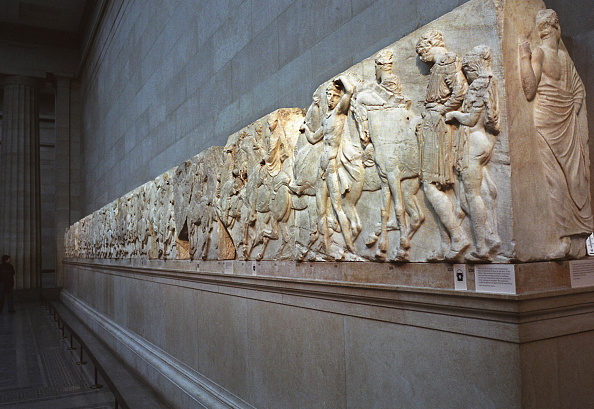 Frieze「Campaign To Return The Elgin Marbles To Greece」:写真・画像(11)[壁紙.com]