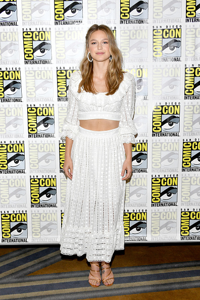 "Comic con「Comic-Con International 2018 - ""Supergirl"" Press Line」:写真・画像(4)[壁紙.com]"