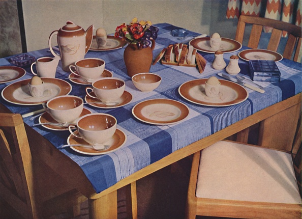 Domestic Kitchen「Breakfast - A Breakfast Table Arrangement By Bowman Bros Ltd」:写真・画像(13)[壁紙.com]