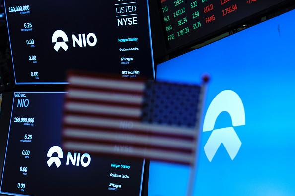 記章「Chinese Electric Car Maker NIO Inc. Opens Trading On NYSE On Day Of Company's IPO」:写真・画像(11)[壁紙.com]