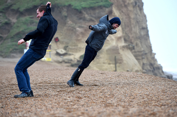 Weather「Ciara The Third Named Storm Of The Year Arrives In The UK」:写真・画像(6)[壁紙.com]