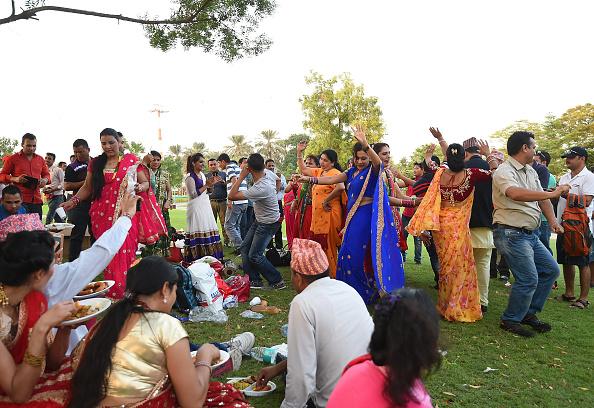 Dubai Creek「Muslims Celebrate Eid Al- Adha In Dubai」:写真・画像(18)[壁紙.com]
