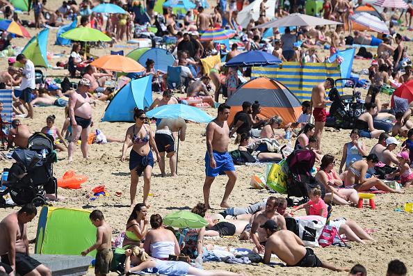 Beach「May Bank Holiday In The UK Amid Coronavirus Lockdown」:写真・画像(12)[壁紙.com]