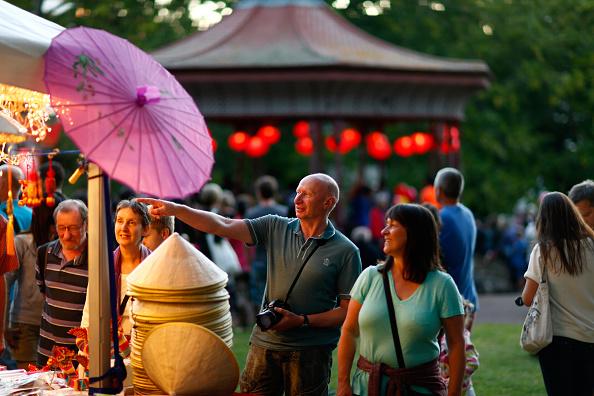 風景「Auckland's 16th Annual Lantern Festival」:写真・画像(8)[壁紙.com]