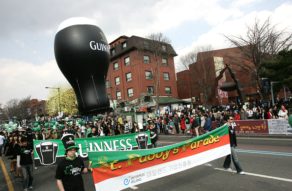 Seoul「St. Patricks Day Festival In Seoul」:写真・画像(14)[壁紙.com]