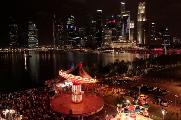 お祭り「Singapore Celebrates Chinese New Year」:写真・画像(13)[壁紙.com]