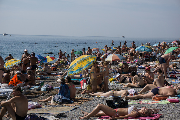 Simferopol「Summer In The Crimea After It Is Annexed By Russia In 2014」:写真・画像(12)[壁紙.com]