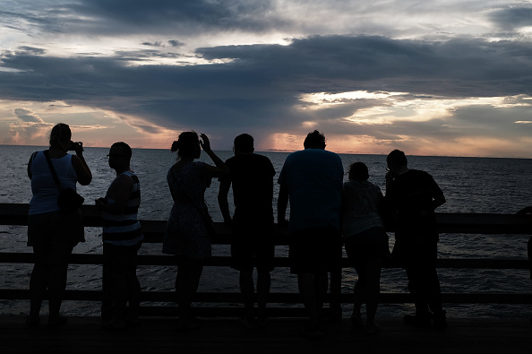 Naples - Florida「Florida Prepares For Major Hit By Hurricane Irma」:写真・画像(1)[壁紙.com]
