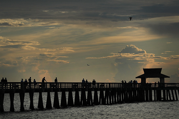 Naples - Florida「Florida Prepares For Major Hit By Hurricane Irma」:写真・画像(14)[壁紙.com]