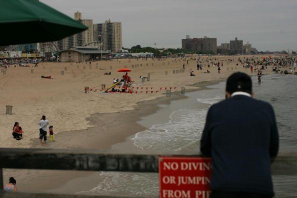 Overcast「Astroland At Coney Island Begins Final Summer Of Operation」:写真・画像(18)[壁紙.com]
