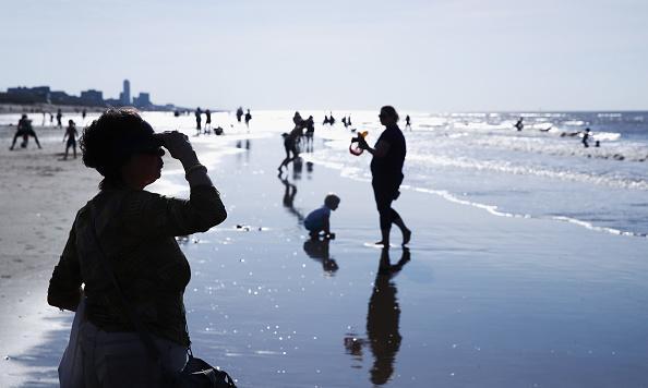 Netherlands「Bloemendaal aan Zee Beach」:写真・画像(17)[壁紙.com]