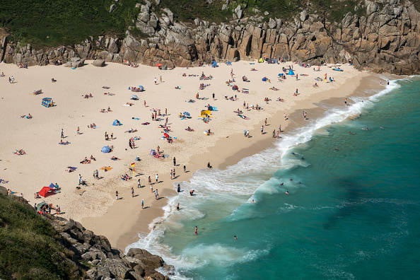 Weather「UK Sizzles In Record Summer Temperatures」:写真・画像(8)[壁紙.com]
