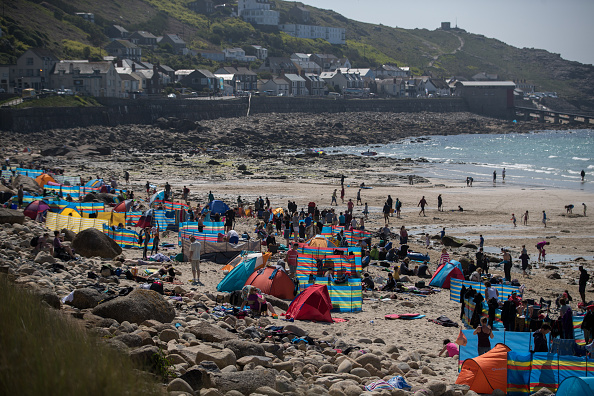 Lands End - Cornwall「The Sun Shines For The Bank Holiday」:写真・画像(10)[壁紙.com]