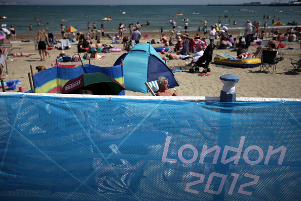 2012 Summer Olympics - London「UK Continues To Enjoy Fine Weather」:写真・画像(4)[壁紙.com]