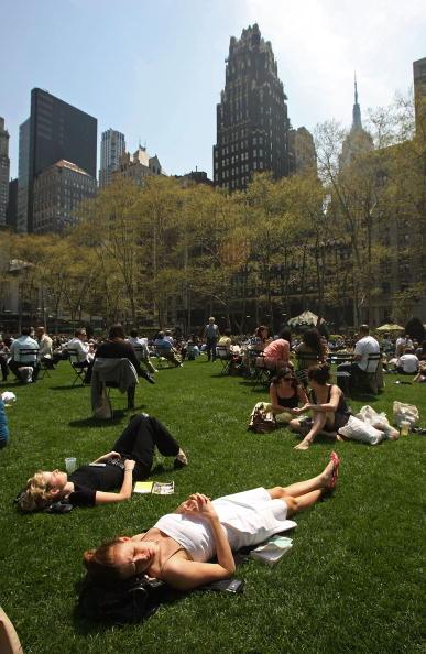 Enjoyment「New York City Sees Unseasonably Warm Temperatures」:写真・画像(11)[壁紙.com]