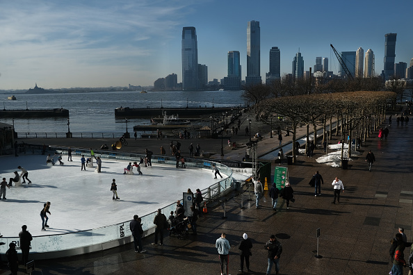 Weather「New York City Faces Unseasonably Mild Temperatures For Christmas Holiday」:写真・画像(15)[壁紙.com]