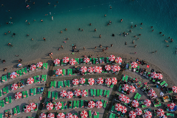 Bestpix「Turkish Resort Towns Swell Following Eid al-Adha Bayram」:写真・画像(1)[壁紙.com]