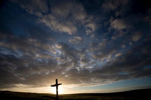 God「Cross at sunset」:スマホ壁紙(8)