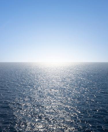 波「海」:スマホ壁紙(1)