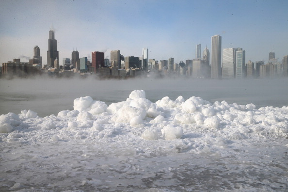 Frozen「Sub-Zero Temperatures Put Chicago Into Deep Freeze」:写真・画像(16)[壁紙.com]