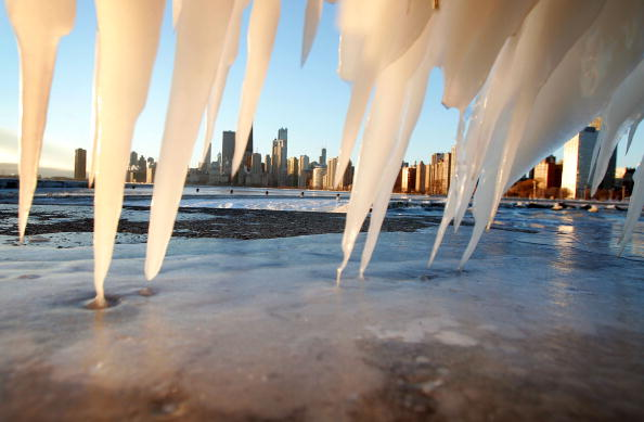 Great Lakes「Unusual Arctic Cold Grips Chicago Area」:写真・画像(3)[壁紙.com]