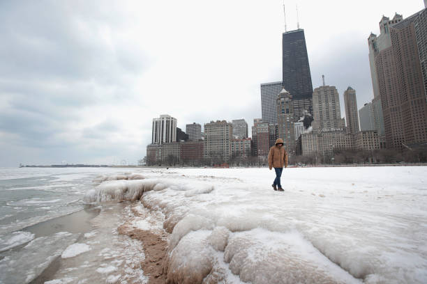 天気「Chicago's Deep Freeze Continues With Single Digit Temperatures」:写真・画像(15)[壁紙.com]