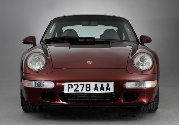 Facade「1996 Porsche 993 Turbo」:写真・画像(19)[壁紙.com]