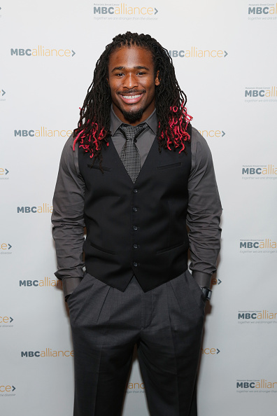 Breast「Professional Football Player DeAngelo Williams Helps The Metastatic Breast Cancer Alliance launch New Landmark Report」:写真・画像(17)[壁紙.com]