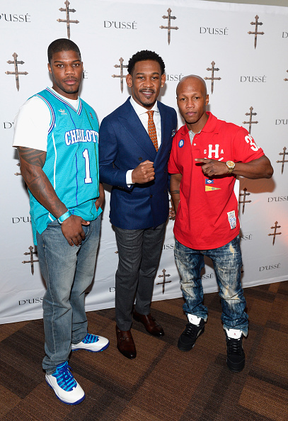 Zab Judah「D'USSE Lounge At Kovalev vs. Ward」:写真・画像(1)[壁紙.com]