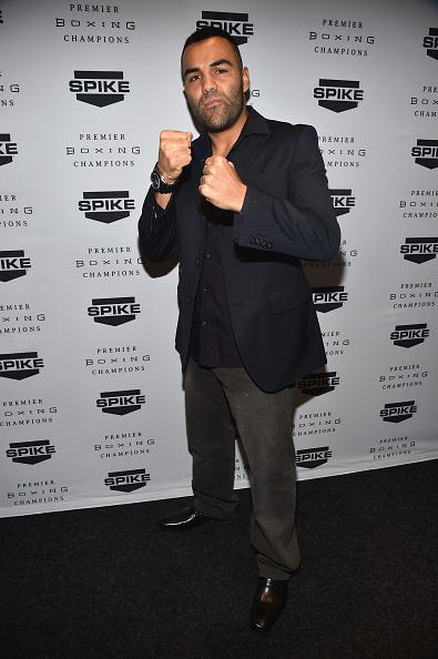 Alberto E「Spike TV Announces New Boxing Series」:写真・画像(2)[壁紙.com]