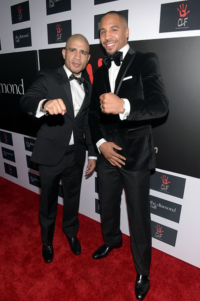 Miguel Cotto「Rihanna and The Clara Lionel Foundation Host 2nd Annual Diamond Ball - Red Carpet」:写真・画像(7)[壁紙.com]