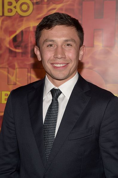 Gennady Golovkin「HBO's Official 2015 Emmy After Party - Arrivals」:写真・画像(12)[壁紙.com]