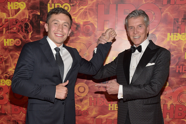 Gennady Golovkin「HBO's Official 2015 Emmy After Party - Arrivals」:写真・画像(4)[壁紙.com]