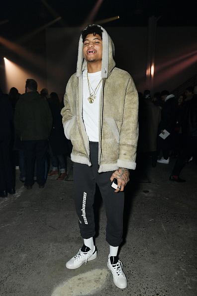 Soul Patch「Raf Simons - Front Row - February 2018 - New York Fashion Week Mens'」:写真・画像(6)[壁紙.com]